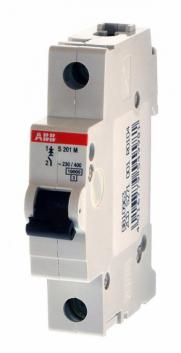 Выключатель автоматический однополюсный S201M K13UC